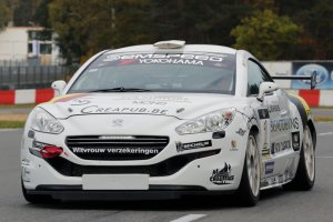 Circuit Zolder, donderdag 5 november 2015  – Internationale testdag