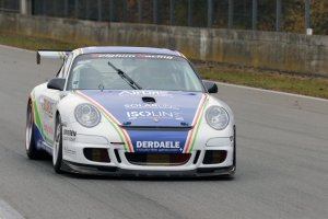 Circuit Zolder, donderdag 12 november 2015 – Internationale testdag