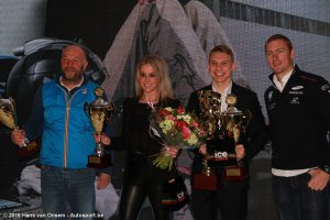 Award-Avond BMW Clubsport Trophy/BMW M235i Racing Cup Belgium