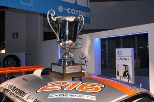Sfeerbeelden van de European VW Fun Cup prijsuitreiking