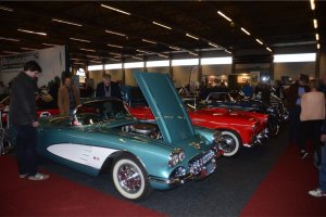 Beelden van Flanders Collection car 2016 te Gent