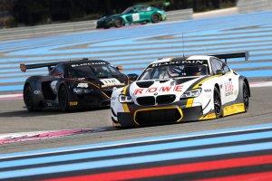 Blancpain GT Series testdagen te Paul Ricard in beeld gebracht
