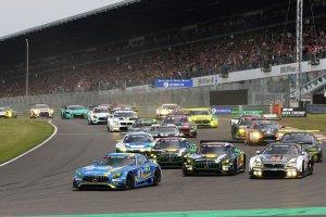 24H Nürburgring: De grid en de start in beeld gebracht