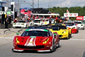 FIA GT World Cup: Ferrari doet gooi naar zege met Rosenqvist