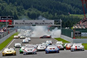 24H Spa: Lamborghini Super Trofeo Europe belooft spektakel te brengen