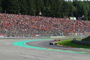 GP België: De race in beeld gebracht