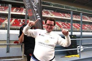 Enzo Ide Kampioen Blancpain Sprint Series 2016
