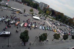 American Festival: De NASCAR parade naar Hasselt in beeld