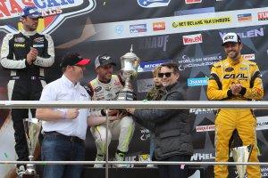 NASCAR Whelen Euro Series: Beelden van zondag