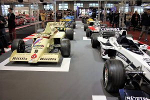 Interclassics Brussels 2016: Legends of Spa-Francorchamps