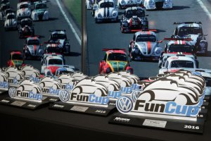 VW Fun Cup Awards Night 2016