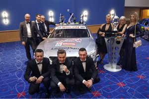 PK Carsport op NASCAR Night of Champions
