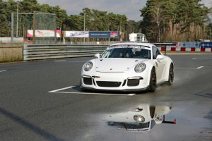 Circuit Zolder, donderdag 9 maart 2017 – Internationale testdag