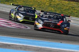 Blancpain GT Series testdagen in beeld gebracht