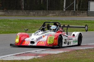 Circuit Zolder, donderdag 6 april 2017 – Internationale testdag