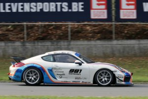 Circuit Zolder, donderdag 19 oktober 2017 – Internationale testdag/DNRT