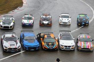 Circuit Zolder, donderdag 8 maart 2018 – GT4 European Series testdag
