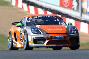 NRF: GT4 European Series in beeld gebracht