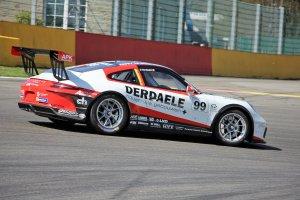 Porsche GT3 Cup Challenge Benelux: De testdag in beeld gebracht