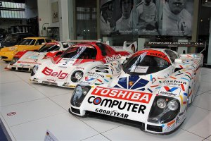 "Autoworld Brussels: Expo ""The belgians at Le Mans"""