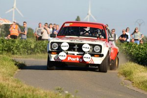 Ypres Rally Historic: De Shake Down Boezinge