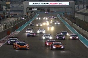 De achtste editie van de Gulf 12 Hours