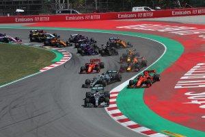 Spanje: de Grand Prix in beeld gebracht