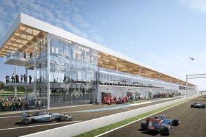 Voorstelling van nieuw pitcomplex voor Circuit Gilles Villeneuve <strong>(+ Foto's)</strong>
