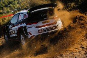 WRC Argentinië: Evans leidt na bewogen ochtend