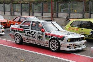Te koop: BMW E30 325i: Toerismekampioen Belcar Historic Cup