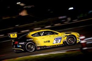 24H Spa: Nico Verdonck aan de start met de derde fabrieks-Bentley