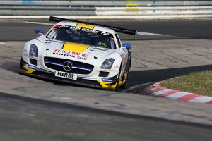 VLN 1: Jan Seyffarth zet ROWE Racing Mercedes op pole