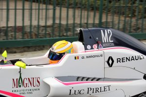 4H Spa: Gilles Magnus pakt leiding kampioenschap na zege in race 3