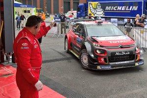 WRC Finland: Kris Meeke is terug