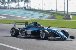 Yas Marina: Charles Weerts klopt Schumacher in UAE F4