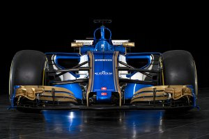 Sauber toont C36 in opvallende kleurstelling <strong>(+ Foto's)</strong>