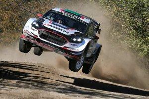 WRC Argentinië: Evans met riante voorsprong