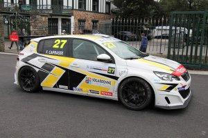 Fred Caprasse kiest voor Peugeot 308 Racing Cup