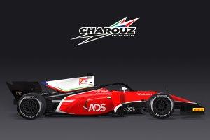 Charouz Racing System al klaar voor 2018