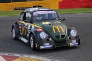 Frédéric Vervisch met McDonald's Racing naar de 25 Hours VW Fun Cup
