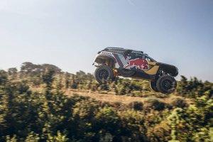Peugeot haalt doek van Peugeot 3008DKR Maxi <strong>(+ Foto's & video)</strong>