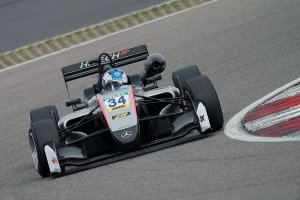 Jake Hughes vervolledigt ART Grand Prix GP3-trio