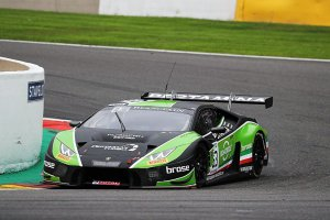 24H Spa: GRT Grasser Racing Team Lamborghini nu ook snelste in Prequalifying