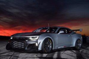 V8 Racing brengt nieuwe Camaro GT4.R naar Europa
