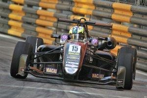 Macau: Joel Eriksson op pole