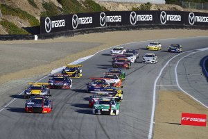8H California: Magnus Racing Audi verslaat Land Motorsport