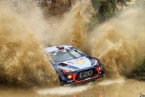WRC: Neuville pakt leiding over van Mikkelsen