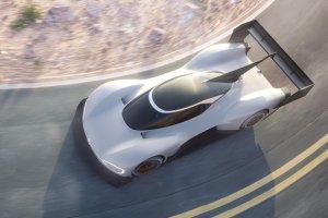 Volkswagen toont elektrische racewagen I.D. R Pikes Peak.