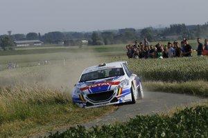 Belgian Rally Championship - Ieper