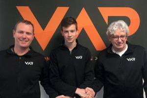 Charles Weerts met Van Amersfoort Racing naar Duits F4